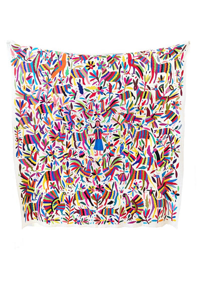 Collectors Otomi Wall Hanging -  Multi Color