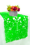 Table Runner - Papel Picado Reusable Cloth - Multiple Colors Available
