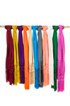 Dos Mallas Rebozo - Multiple Colors Available