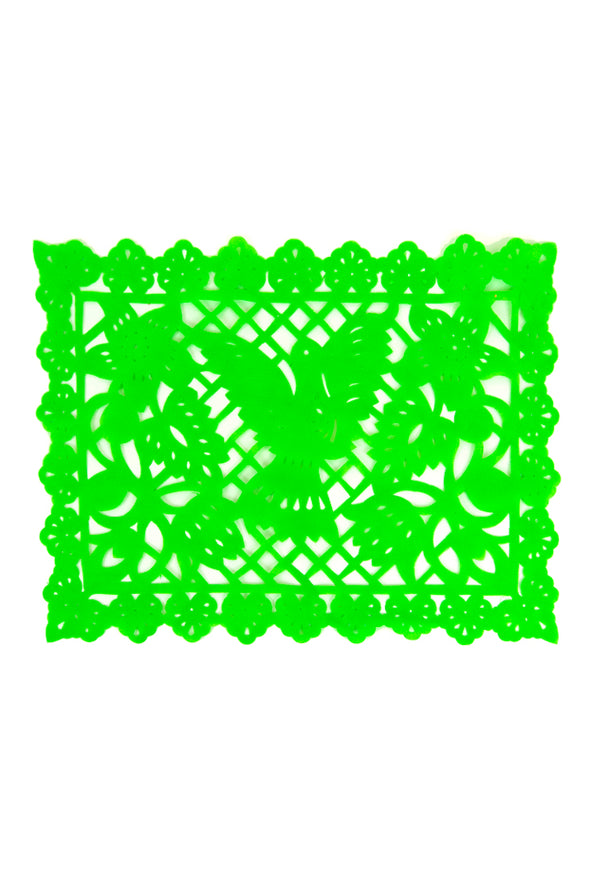 Placemat - Papel Picado Reusable Cloth  - Multiple Colors Available