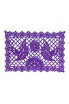 Papel Picado Reusable Cloth Place Mat - Multiple Colors Available