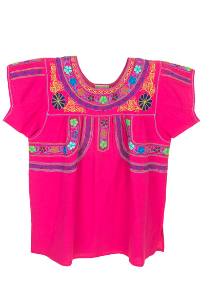 Angula Blouse - Multiple Color Options