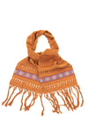 Hand Woven Scarf- multiple colors available