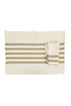 Napkin - Striped Woven - Multiple Color Options