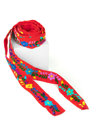 Flower Power Sandal Ribbons - 5 colors