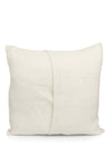"Pillow - Otomi Embroidered Pillow - ""Feliz Navidad"" in Multi"