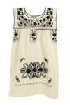 Puebla Sleeveless Manta Mini Dress - 4 Color Options - Multiple Sizes Available