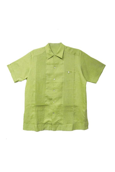 Last Chance!! Etiqueta Guayabera - Green Apple
