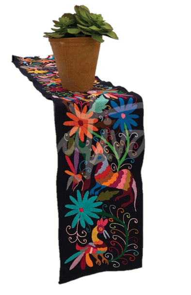 Table Runner - Otomi - Navy/ Multi