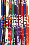 Hand Embroidered Puebla Wire Headbands - Multiple Colors