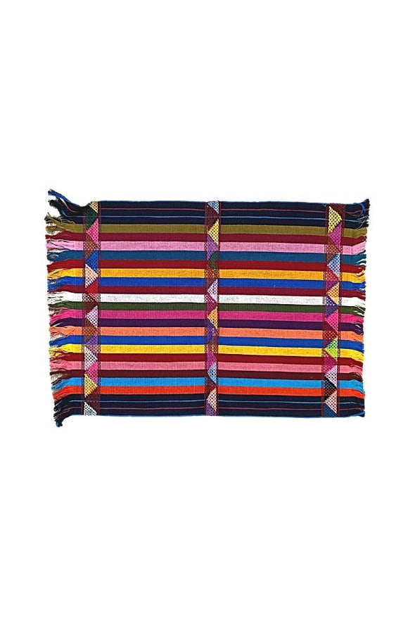 Multi Color Woven Placemat