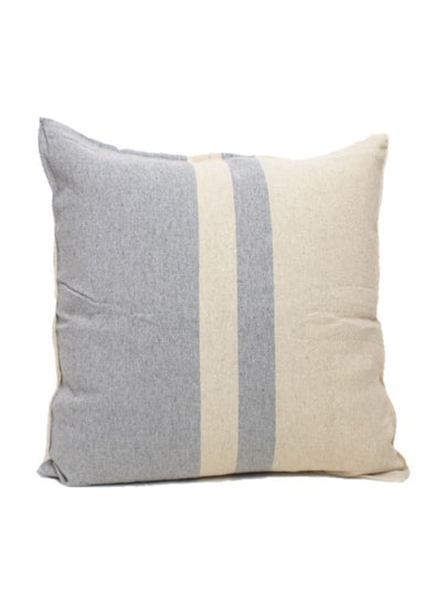 Pillow - Euro Color Block Woven - Multiple Color Options