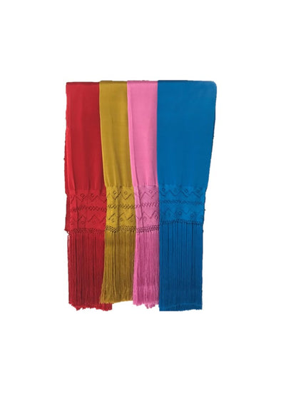 Chalina Rebozo - Multiple Colors Available