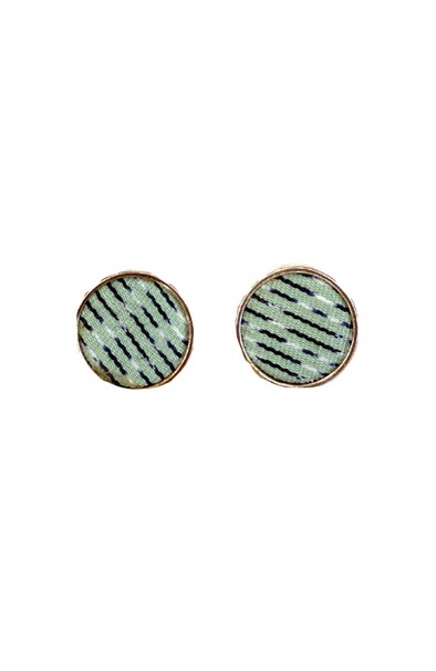 Rebozo Earrings- Studs