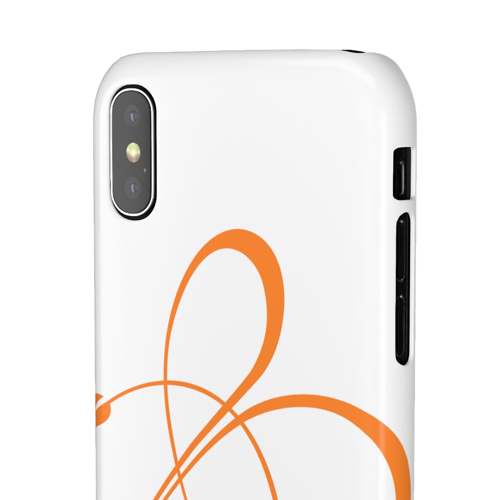 B Logo Phone Case