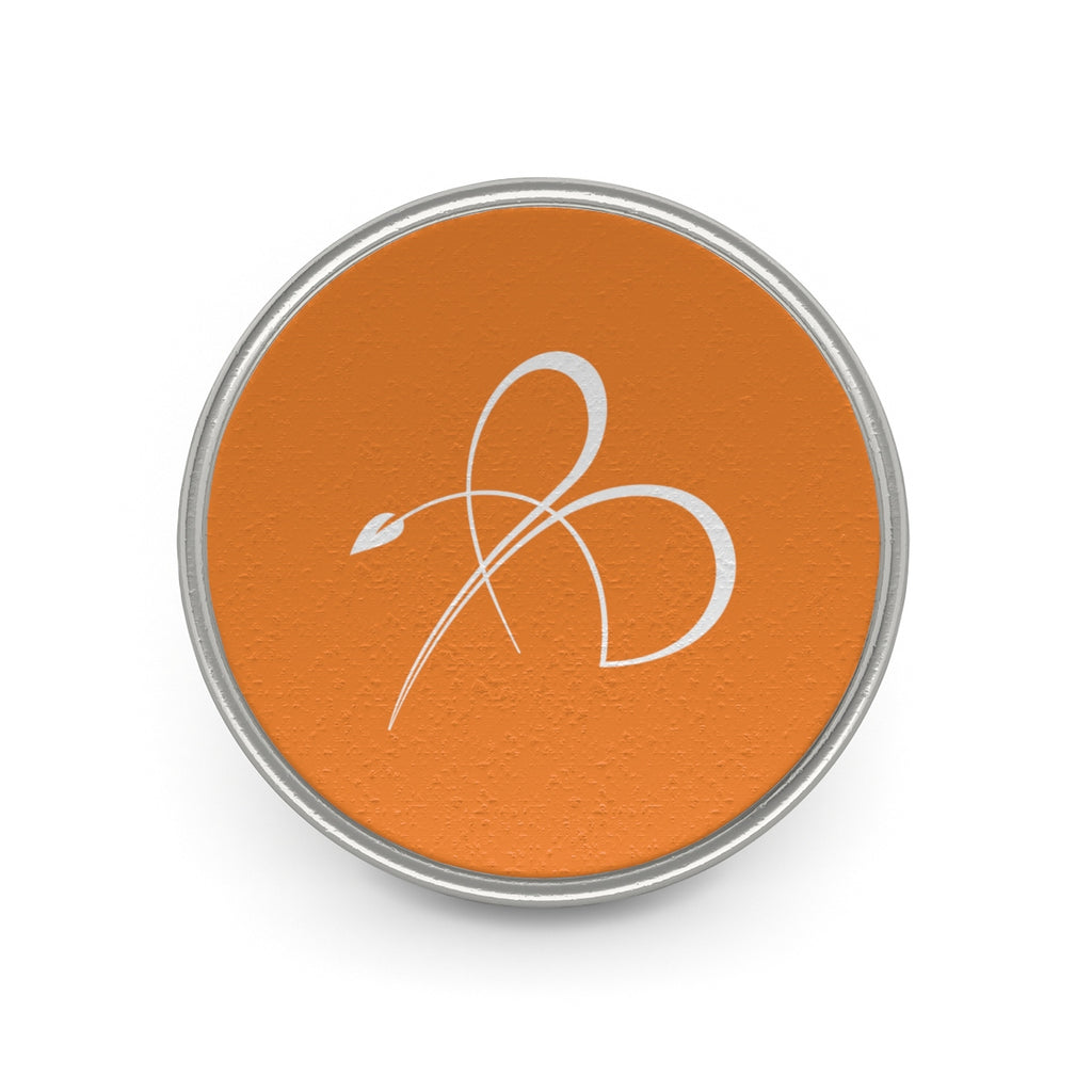 BLE Metal Pin - Orange