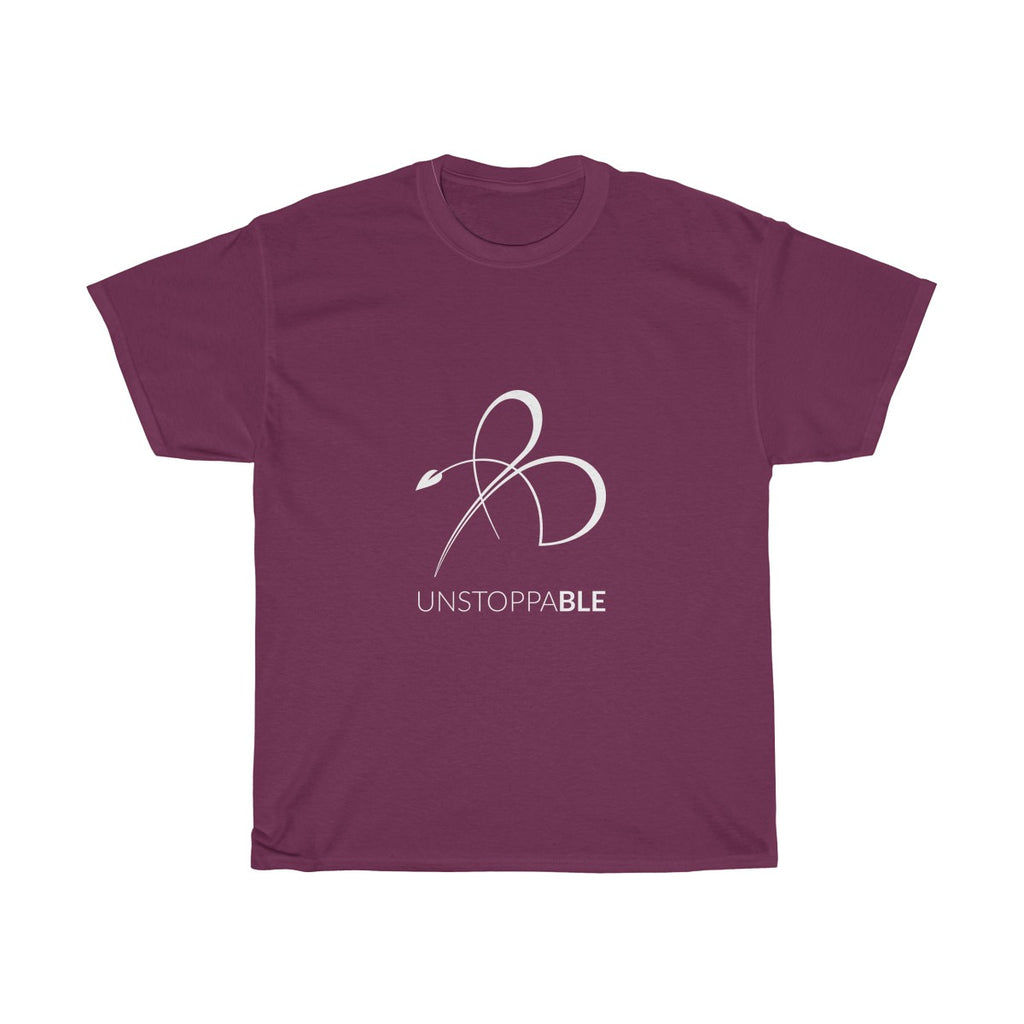 "BLE ""UnstoppaBLE"" Unisex Heavy Cotton Tee"