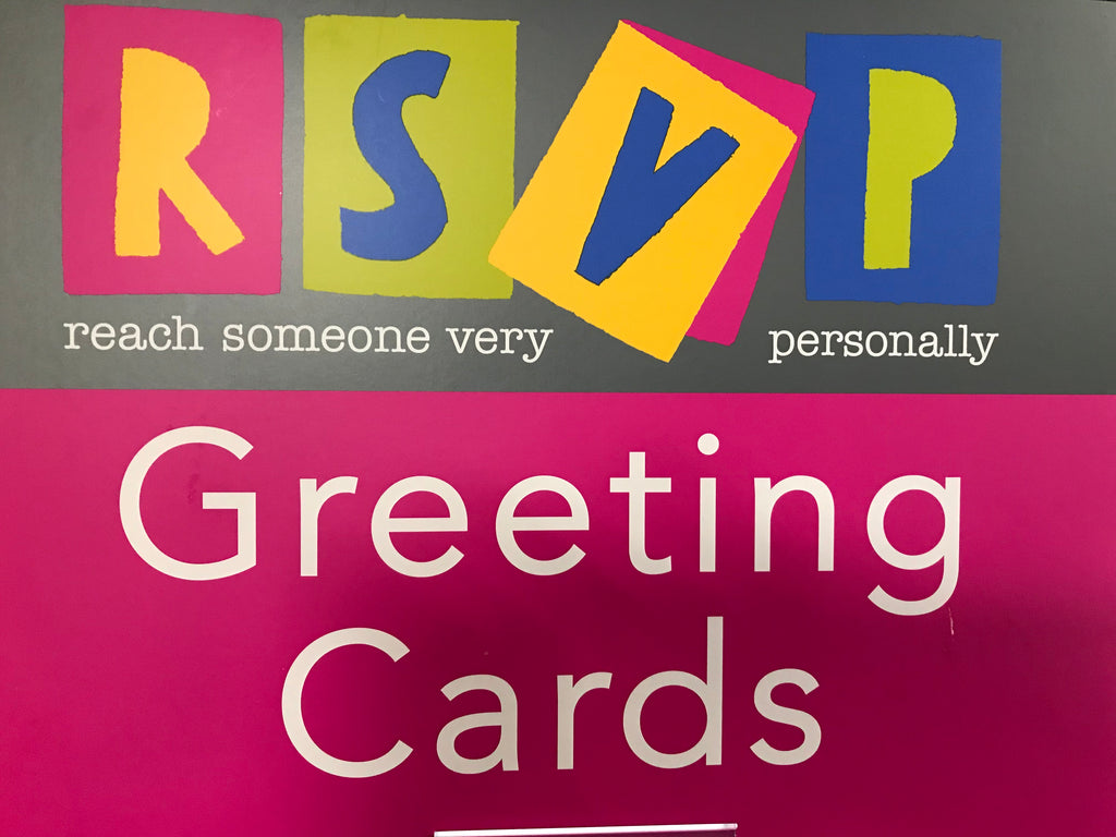 RSVP  Greeting Cards
