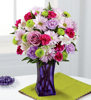 Purple Pop™ Bouquet  SOLD OUT