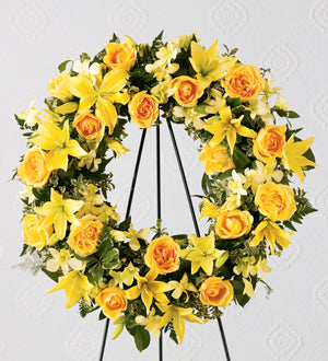 Ring of Friendship™ Wreath CA