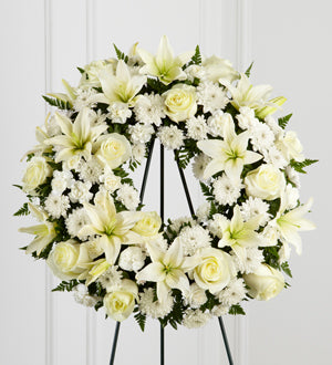 Treasured Tribute™ Wreath CA