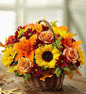 Fall Is beautiful Basket