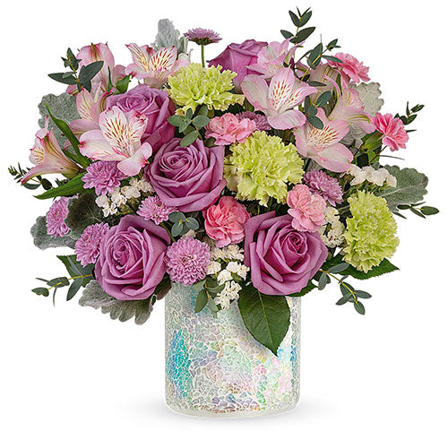 Irresistible Iridescence Bouquet
