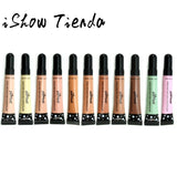 Pro Concealer 11color Hose Concealer Trimming Cover Dark Circles Freckles Acne Cream Base Concealer Liquid Highlighter &22