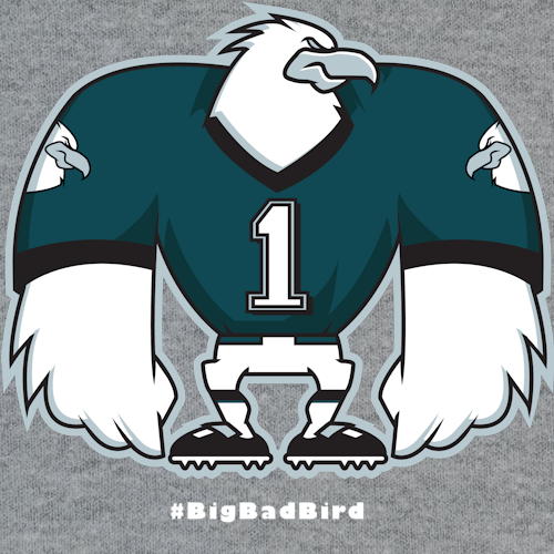 Big Bad Bird!