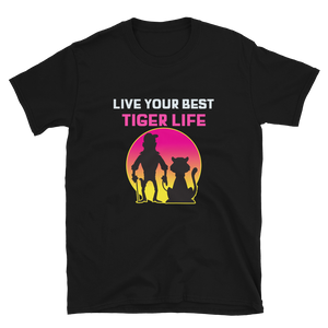 Joe Exotic Short-Sleeve Unisex T-Shirt