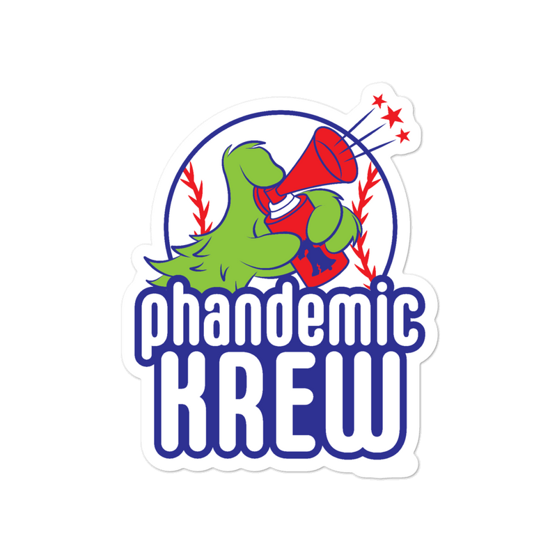 Phandemic Krew Sticker