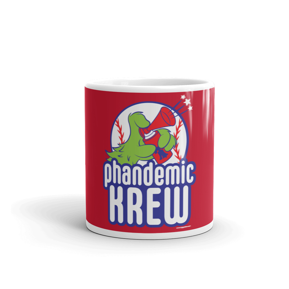 OFFICIAL Phandemic Krew Mug