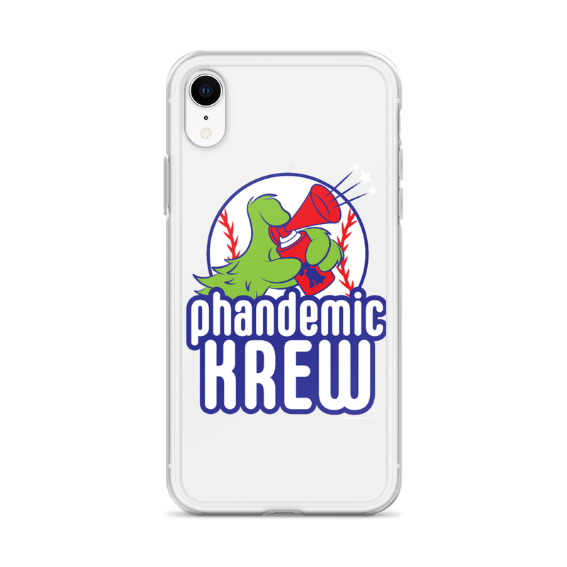 OFFICIAL Phandemic Krew iPhone Case