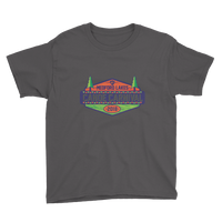 Vintage Canoe Carnival Youth Short Sleeve T-Shirt (Various Years)