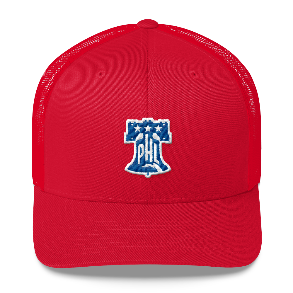 Philly Bell Trucker Cap