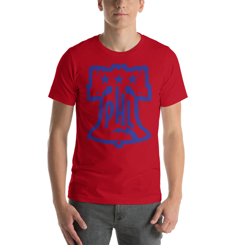 Philly Bell Short-Sleeve Unisex T-Shirt