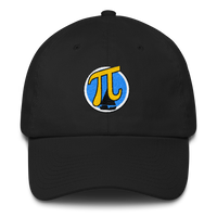 PiZZA Pi Logo/USVI Cotton Cap