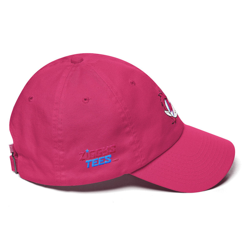 The Official Ziggy Cap with Side Logo