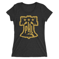 Philly Bell - Ladies Gold Logo