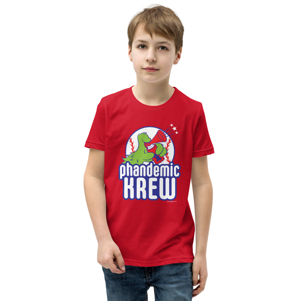 Phandemic Krew Kids T-Shirt