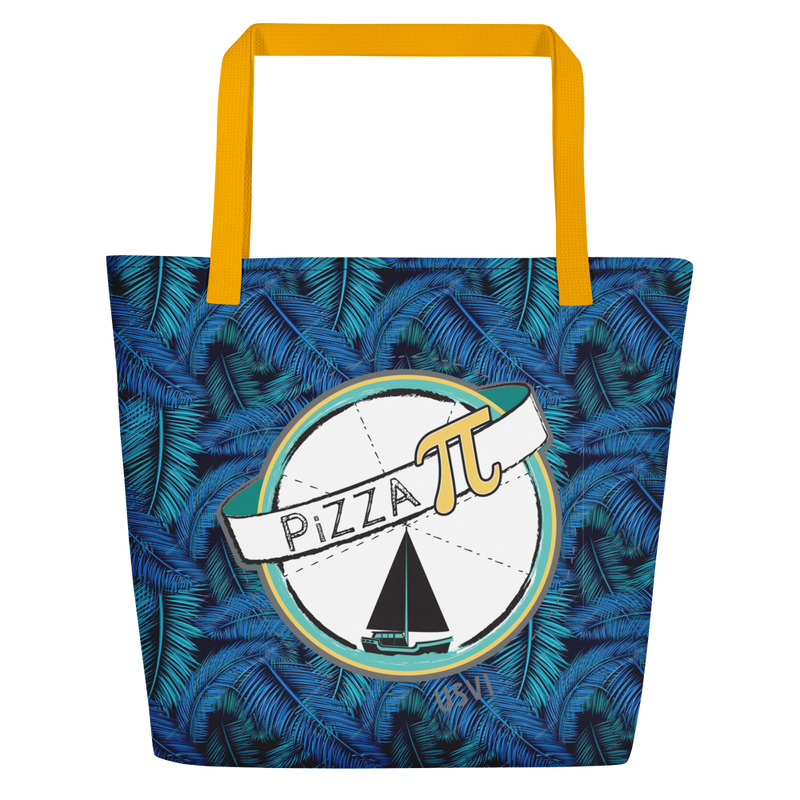 PiZZA Pi Beach Bag