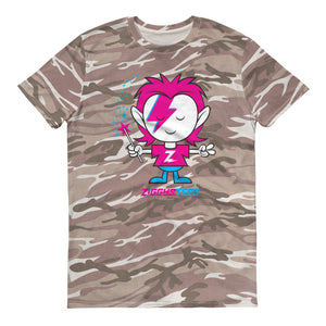 The Official Ziggy Camo T-shirt
