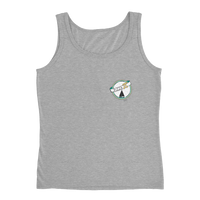 PiZZA Pi Tropics Ladies' Tank