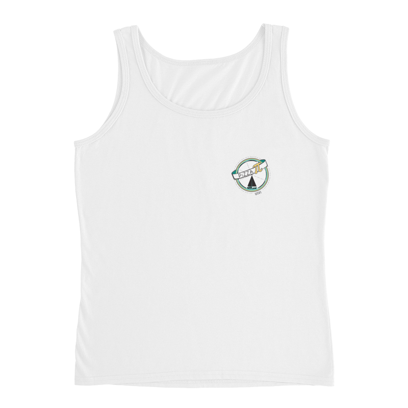 Pizza Pi Palms Ladies' Tank
