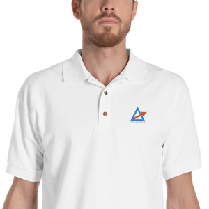 Two39 Embroidered Polo Shirt