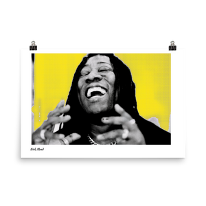 Clarence Clemons Poster