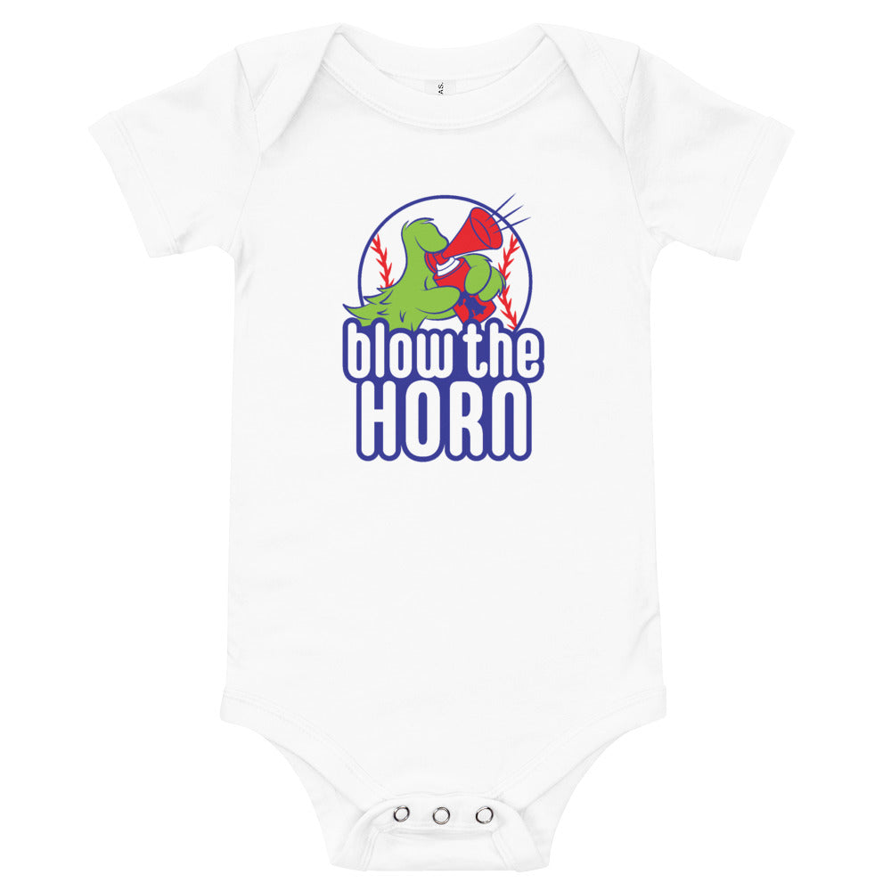 Infant Blow the Horn One-Piece