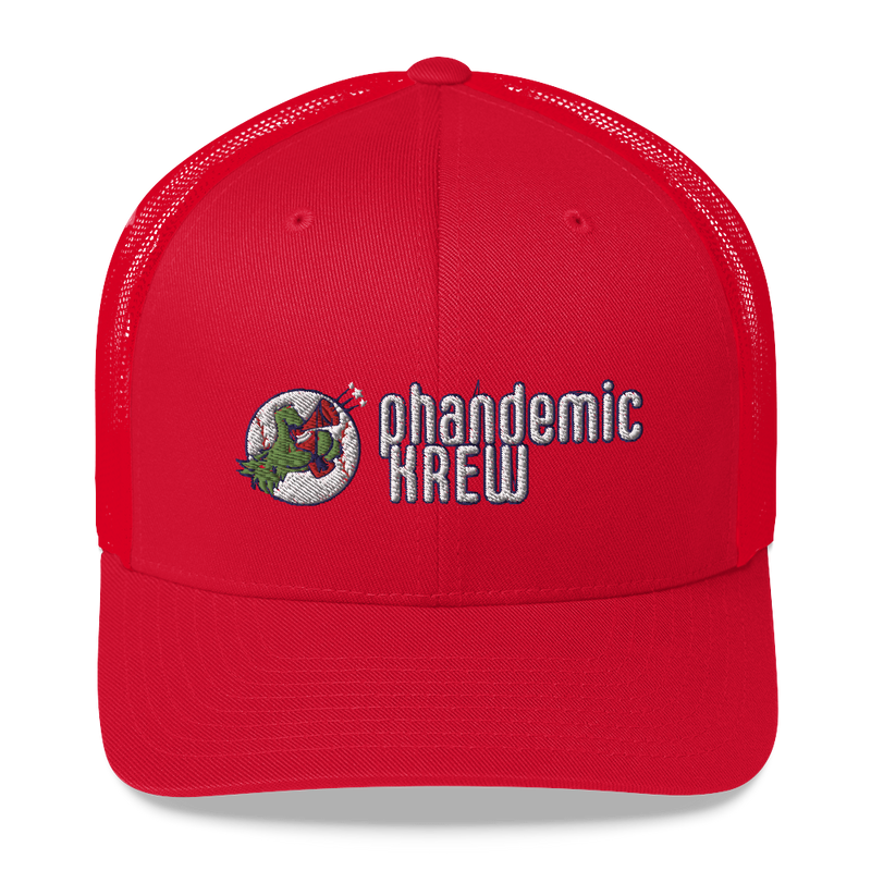 OFFICIAL Phandemic Krew Trucker Cap