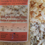 Multigrain Oats and Apples Instant Meal