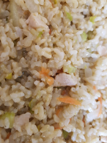 Brown Rice and Chicken